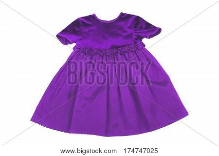 Red Dress For Little Princess