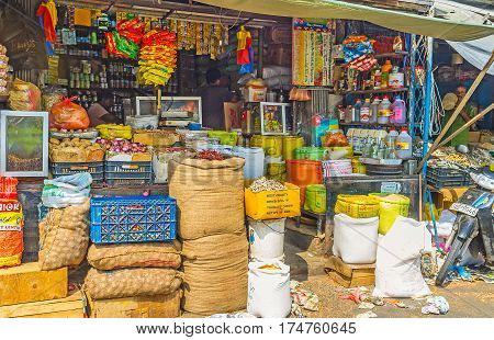 The Foodstuff Stall