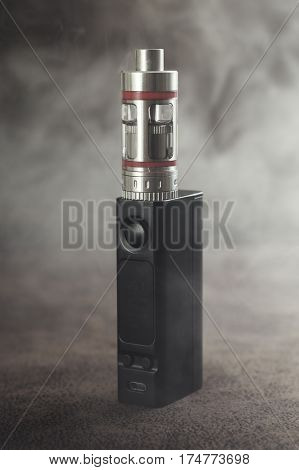 Electronic cigarette Non carcinogenic alternative for smoking vintage look