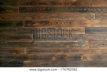 old wood texture. dark wooden retro background.