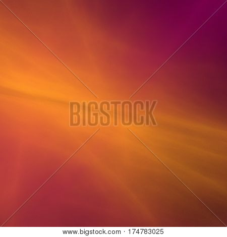 Red Colored fractal pattern background or texture