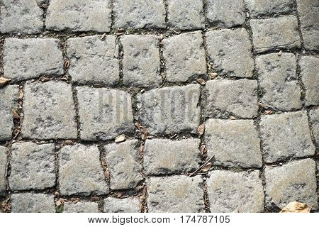 Cobblestone Pavement Pattern