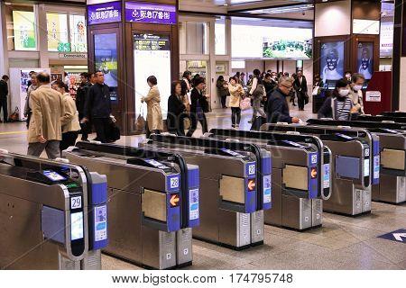 Hankyu Umeda Station