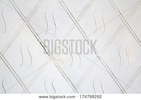 Wall Milan    Italy Old   Church Concrete      Abstract