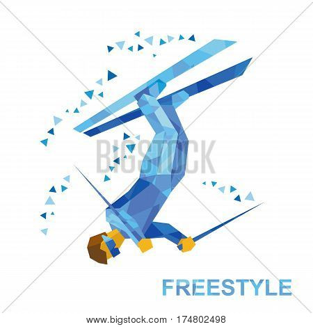 Winter Sports - Freestyle Skiing (half-pipe, Superpipe Or Slopestyle).
