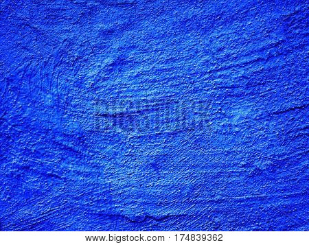Blue background. Texture for website. stone wall
