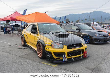 Subaru Impreza Sti Turbo