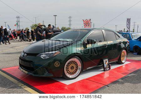 Toyota Corolla Modified
