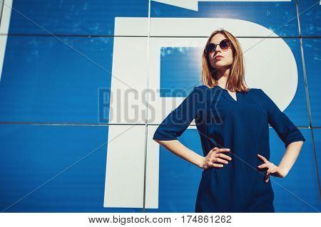 Attractive Confident Woman