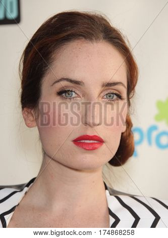 LOS ANGELES - AUG 02:  Zoe Lister Jones arrives for the Summer 2011 TCA Party-NBC on August 1, 2011 in Beverly Hills, CA