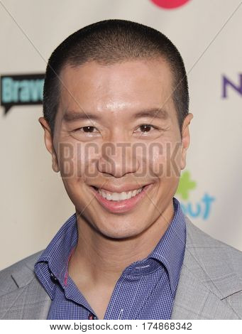 LOS ANGELES - AUG 02:  Reggie Lee arrives for the Summer 2011 TCA Party-NBC on August 1, 2011 in Beverly Hills, CA