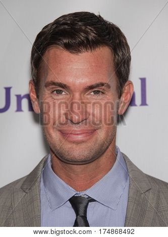 LOS ANGELES - AUG 02:  Jeff Lewis arrives for the Summer 2011 TCA Party-NBC on August 1, 2011 in Beverly Hills, CA