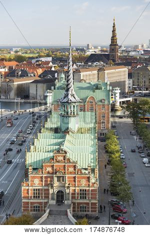 Copenhagen Borsen, Denmark