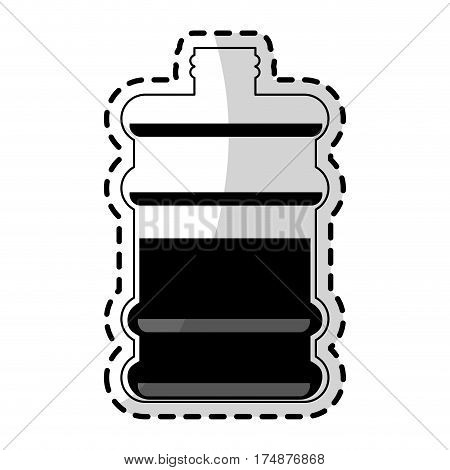 water supplier office supplies icon image vector illustration design