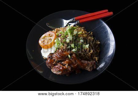 Nasi Lemak Food Cuisine Malaysian Style