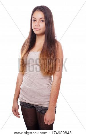 young asian woman with scars from deliberate self-harm