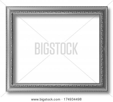 Old Wooden Frame Black