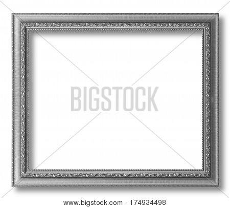 Old Wooden Frame Black