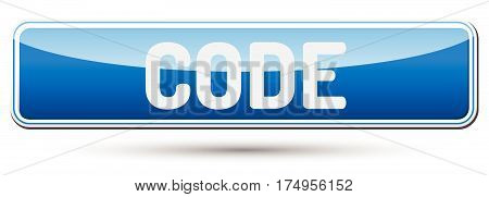 Code - Abstract Beautiful Button With Text.