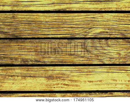 Vivid wood background. Natural wood texture with horizontal lines. Wooden background for banner. Timber texture closeup. Horizontal wooden planks of floor backdrop photo. Natural material for banner