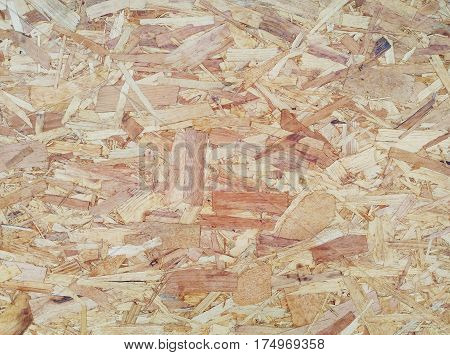 Oriented strand board OSB Plywood rough texture board wood background