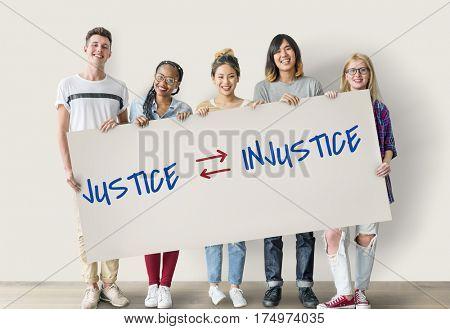 Justice Judge Law Moral Violence Injustice
