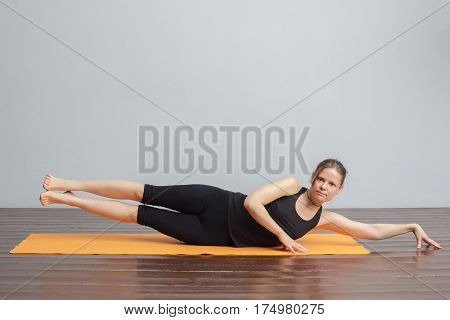 Therapeutic Version Of Vasishthasana For Beginners In Yoga