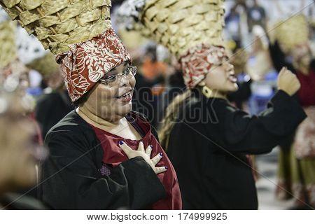 Carnival 2017 - Renascer De Jacarepagua