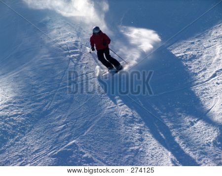 Carving A Turn