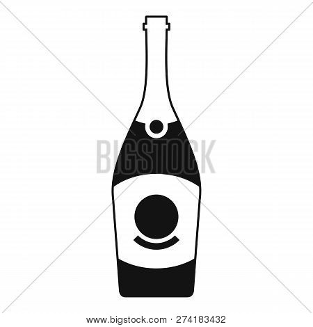 Cabernet Champagne Icon. Simple Illustration Of Cabernet Champagne Vector Icon For Web Design Isolat
