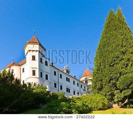 Konopiste Castle In Czech Republic