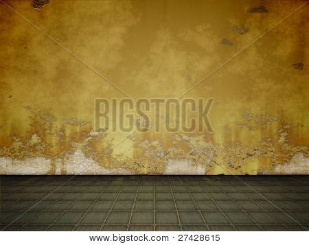 An image of a nice orange floor for your content