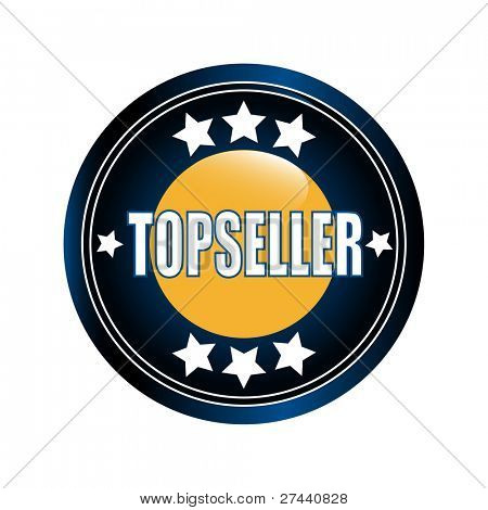 Top seller vector