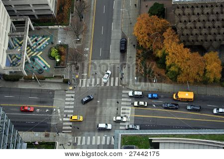 City Intersection #1