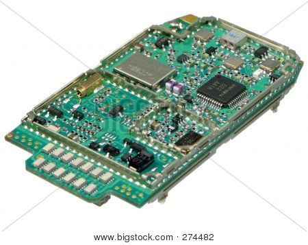 Cell Phone Transceiver Module