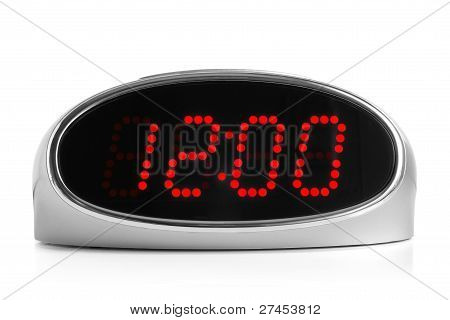 Digital Electronic Clock