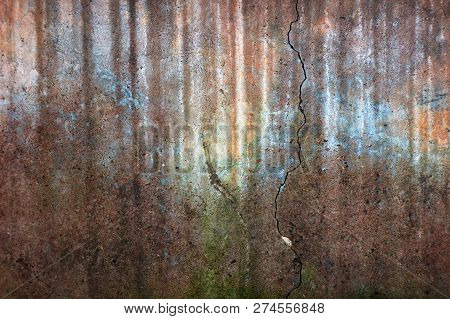 Old Concrete, Old Concrete Wall, Colored Concrete Wall, Beautiful Background, Exposed Concrete, Mode