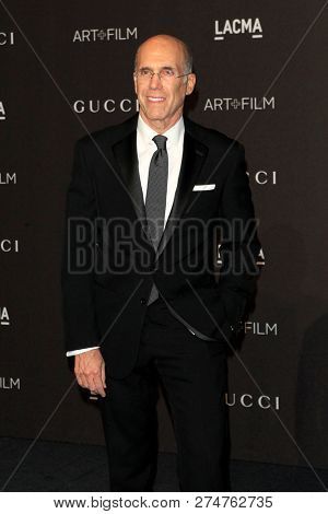 LOS ANGELES - NOV 3:  Jeffrey Katzenberg at the 2018 LACMA: Art and Film Gala at the Los Angeles County Musem of Art on November 3, 2018 in Los Angeles, CA