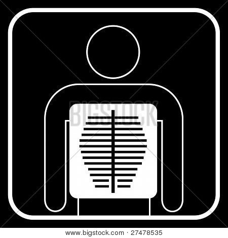 X Ray Symbol