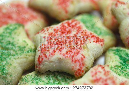 Homemade Butter Christmas Cookies