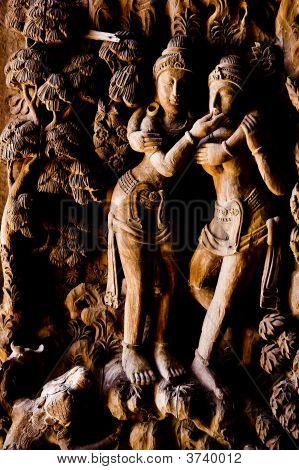 The Santuary Of Truth Pattaya Thailand