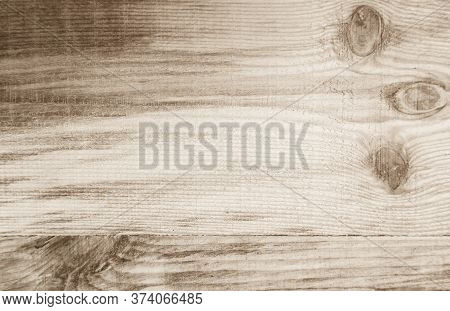 Vintage Wood Background Texture For Design Floor Panel Siding And Fence. Old Pine Natural Plank Tabl