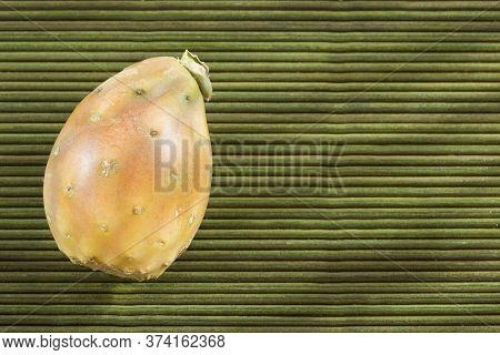 Prickly Pear Cactus Fruit - Opuntia Ficus-indica