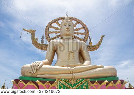 Architecture From Buddhist Temple , Thailand, Chiang Mai, Buddah