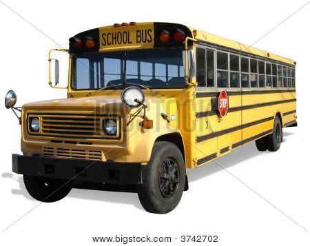 School Bus Clipping