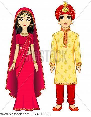 Ancient, Asia, Beads, Bindi, Boy, Bracelets, Bride, Cartoon, Costume, Couple, Culture, Design, Doll,