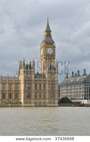 Parliament and Portcullis House