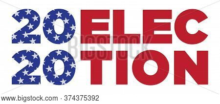 2020 Election Graphic | Campaign Decal | Bumper Sticker Design