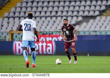 Torino (italy) 30th June 2020 . Italian Football League Serie A.  Torino Fc Vs Ss Lazio. Tomas Rinco