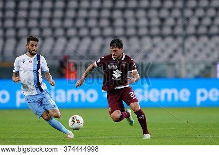 Torino (italy) 30th June 2020 . Italian Football League Serie A.  Torino Fc Vs Ss Lazio. Simone Verd